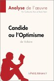 Candide ou l'Optimisme de Voltaire (Analyse de l'oeuvre) (eBook, ePUB)