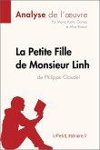La Petite Fille de Monsieur Linh de Philippe Claudel (Analyse de l'oeuvre) (eBook, ePUB)