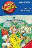 Der Fall Rhinozeros / Kommissar Kugelblitz Bd.29 (eBook, ePUB)