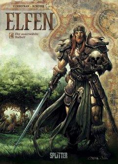 Der auserwählte Halbelf / Elfen Bd.4
