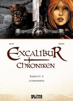 Excalibur Chroniken 02. Cernunnos - Istin, Jean-Luc; Brion, Alain