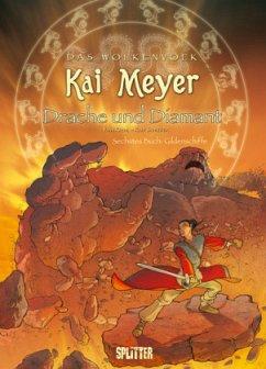 Drache und Diamant / Das Wolkenvolk Bd.3 (Pangu) - Meyer, Kai