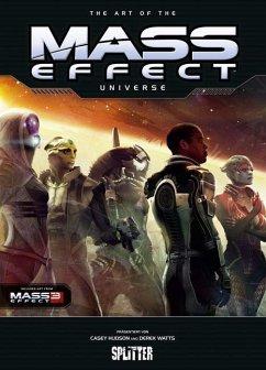 Mass Effect - Hudson, Casey; Watts, Derric
