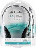 Logitech H 110 Stereo Headset