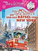 Die Thea Sisters und das Rätsel von New York / Thea Sisters Bd.5