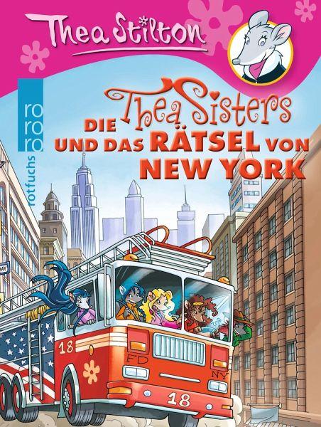 Buch-Reihe Thea Sisters von Thea Stilton