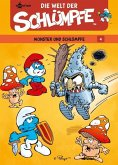 Monster und Schlümpfe / Die Welt der Schlümpfe Bd.4