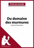 Du domaine des Murmures de Carole Martinez (Analyse de l'oeuvre) (eBook, ePUB)