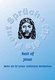 Best of Jesus - Mehr als 50 seiner schönsten Weisheiten (eBook, ePUB)