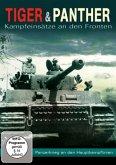Schwere deutsche Kampfpanzer: Tiger & Panther an der Ostfront