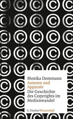 Autoren und Apparate (eBook, ePUB) - Dommann, Monika