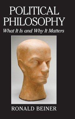 Political Philosophy - Beiner, Ronald