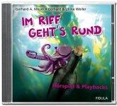 Im Riff geht's rund, 2 Audio-CDs