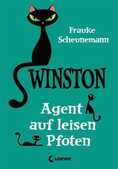 Agent auf leisen Pfoten / Winston Bd.2 (eBook, ePUB) - Scheunemann, Frauke
