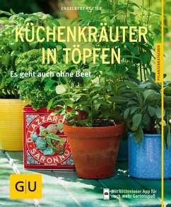 Küchenkräuter in Töpfen (eBook, ePUB) - Kötter, Engelbert