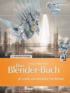Das Blender-Buch (eBook, PDF) - Wartmann, Carsten