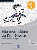 Histoires inédites du Petit Nicolas, 1 Audio-CD + 1 CD-ROM + Textbuch