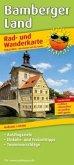 PublicPress Rad- und Wanderkarte Bamberger Land