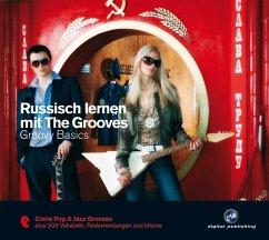 Russisch lernen mit The Grooves - Groovy Basics, 1 Audio-CD
