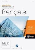 Vokabeltrainer, 1 CD-ROM / Français - Interaktive Sprachreise