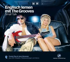 Englisch lernen mit The Grooves - Small Talk, 1 Audio-CD - Lodge, Marlon