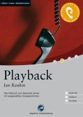 Playback, 1 Audio-CD + 1 CD-ROM + Textbuch