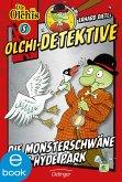 Die Monsterschwäne vom Hyde Park / Olchi-Detektive Bd.5 (eBook, ePUB)