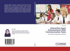 Interactive Input Enhancement With Communicative Tasks