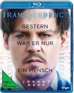 Transcendence - Johnny Depp,Rebecca Hall,Paul Bettany
