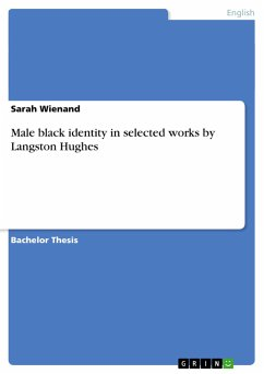 Male black identity in selected works by Langston Hughes