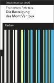 Die Besteigung des Mont Ventoux (eBook, ePUB)