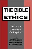 The Bible in Ethics (eBook, PDF)