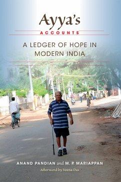 Ayya's Accounts (eBook, ePUB) - Pandian, Anand; Mariappan, M. P.