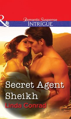 Secret Agent Sheikh (Mills & Boon Intrigue)