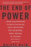The End of Power (eBook, ePUB)