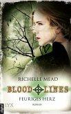 Feuriges Herz / Bloodlines Bd.4 (eBook, ePUB)