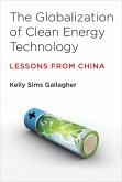 The Globalization of Clean Energy Technology (eBook, ePUB)
