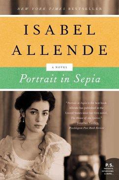 Portrait in Sepia (eBook, ePUB) - Allende, Isabel