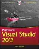 Professional Visual Studio 2013 (eBook, ePUB)