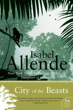 City of the Beasts (eBook, ePUB) - Allende, Isabel