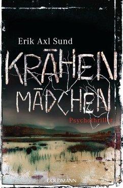 Krähenmädchen / Victoria Bergman Trilogie Bd.1 (eBook, ePUB) - Sund, Erik Axl