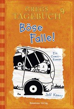 Böse Falle! / Gregs Tagebuch Bd.9 - Kinney, Jeff
