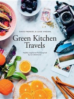 Green Kitchen Travels - Frenkiel, David;Vindahl, Luise