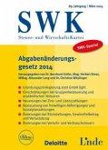 SWK-Spezial Abgabenänderungsgesetz 2014 (f. Österreich)