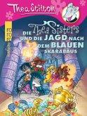 Die Thea Sisters und die Jagd nach dem blauen Skarabäus / Thea Sisters Bd.6