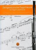 Zeitgenössische Fagottmusik für Fagott und Klavier