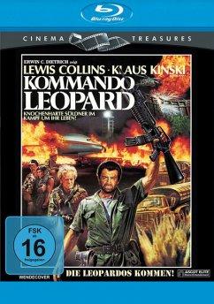 Commando Leopard Ungekürzte Fassung - Diverse