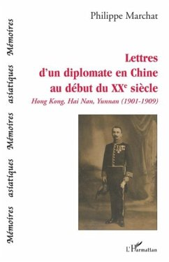 Lettres d'un diplomate en chine au debut (eBook, PDF)