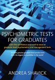Psychometric Tests For Graduates (eBook, ePUB)