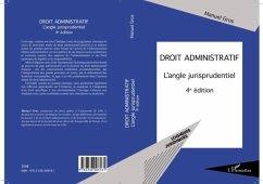 DROIT ADMINISTRATIF - L'angleurisprudentiel - (4e edition) (eBook, PDF)